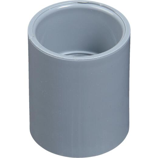 Carlon PVC 3 In. Socket Conduit Coupling